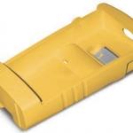 Rigid yellow cover for NPB40