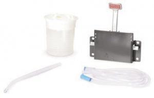 Disposable patient aspiration tube