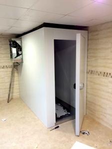Body Chamber Installation, Mortuary
