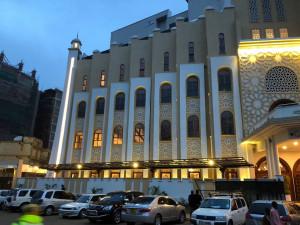 Nairobi Central Mosque in Kenya