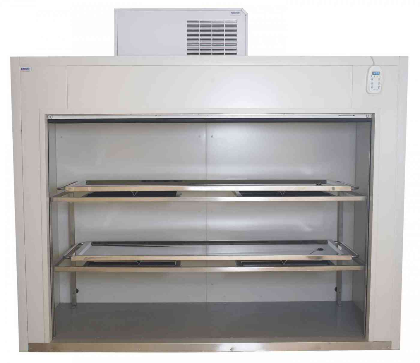 2 body lateral cold chamber