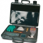 Maintenance kit for stretchers and trolleys.