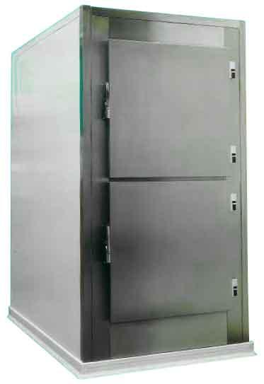 2 Body Chamber Mortuary equipment, Autopsy, Post Mortem, Funeral Equipment WJ Kenyon