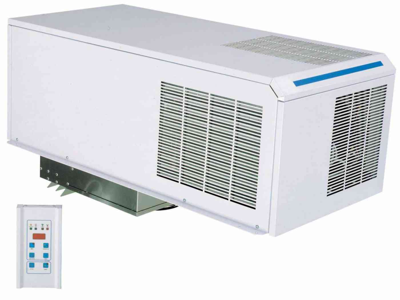 Ceiling mounted refrigeration unit