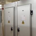 Edinburgh University Body Freezer