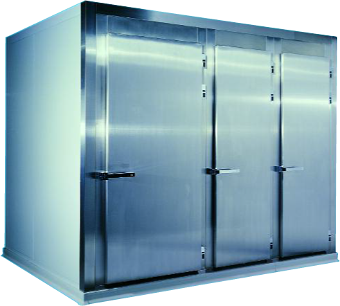 9 body cold chambers, Mortuary equipment, Autopsy, Post Mortem, Funeral Equipemtn